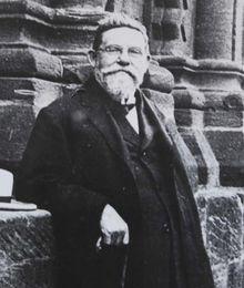 Karl Hofmann, Bild aus dem Arciv der Stadt Worms